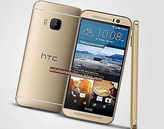 REVISIÓN: Bucle de arranque HTC One M9